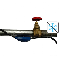 Rohrheizung »Frostsafe« für Rohr, Leitung, Rinne · 24m