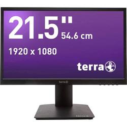 Terra LED 2226W PV LED-Monitor 54.6cm (21.5 Zoll) EEK A+ (A++ - E) 1920 x 1080 Pixel Full HD 5 ms Au