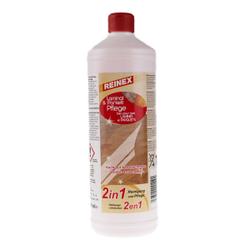 Reinex Laminat- und Parkettpflege, Reinigung & Pflege, Inhalt: 1000 ml
