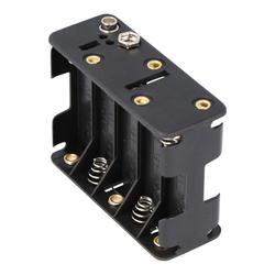 AccuCell Batteriehalter für 10x Mignon AA LR6 Batterie, Akku