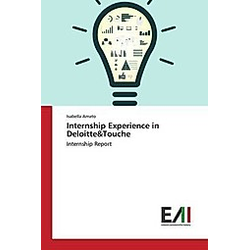 Internship Experience in Deloitte&Touche