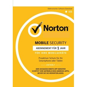 Norton Mobile (Internet) Security 3.0, Android + IOS, 1 Gerät, KEY