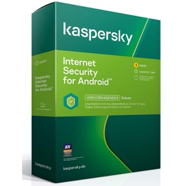 Kaspersky Lab Internet Security PKC Android