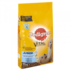 Pedigree Junior Hundefutter 2 x 10 kg