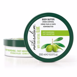 OLIVA 100% body butter 200 ml