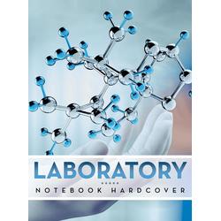 Laboratory Notebook Hardcover als Buch von Speedy Publishing Llc