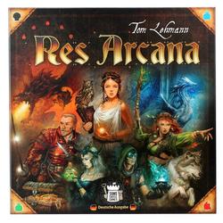 Sand Castle Game Spiel, Sand Castle Games Res Arcana (deutsch)