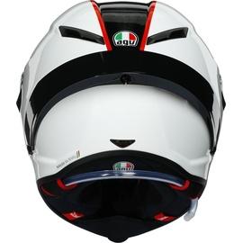 AGV Pista GP RR Scuderia Carbon/White/Red