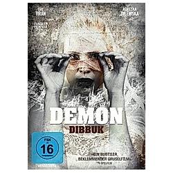 Demon - Dibbuk - DVD  Filme