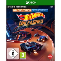 Hot Wheels Unleashed Day One Edition Xbox One