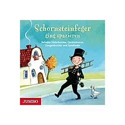 Der Schornsteinfeger Ging Spaz - Hörbuch