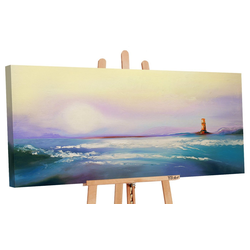 YS-Art Gemälde Heimwege 024
