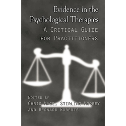 Evidence in the Psychological Therapies: eBook von