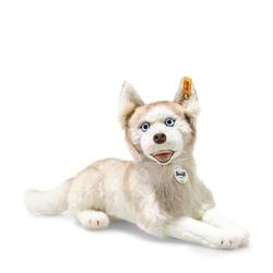 Steiff Dekofigur Hund Sibirischer Husky Dui 35 cm 033070