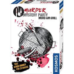 Kosmos Spiel, Murder Mystery Party - Mord am Grill