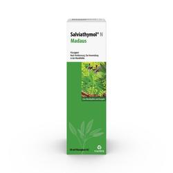 SALVIATHYMOL N Madaus Tropfen 50 ml
