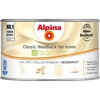 Alpina Weißlack Classic für Innen