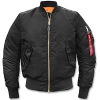 Alpha Industries MA-1 black XXL