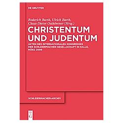 Christentum und Judentum - Buch