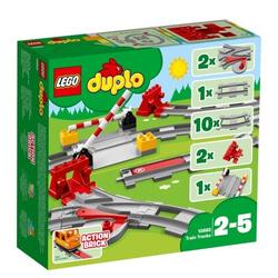 LEGO® DUPLO® - 10882 Eisenbahn Schienen