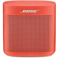 Bose SoundLink Colour II rot