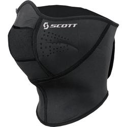 Scott Face Heater Gesichtsmaske, schwarz, Größe M