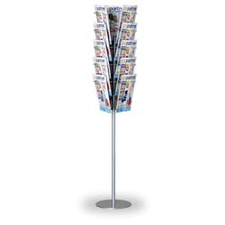 Drehbarer ständer für broschüren, 15x a4
