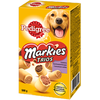 PEDIGREE Markies Trios 12 x 500 g