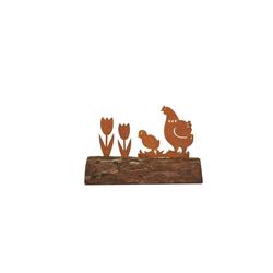 HTI-Line Dekofigur Frühlingsdeko Tulpe (1 Stück), Dekoration