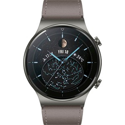 HUAWEI Watch GT2 Pro (46 mm) Smartwatch grau