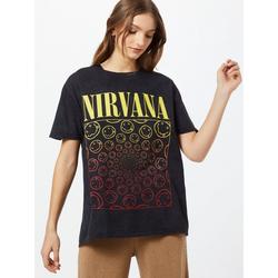 Daisy Street T-Shirt NIRVANA (1-tlg) XS