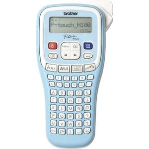 Brother P-touch H100LB Beschriftungsgerät Geeignet für Schriftband: TZe 3.5 mm, 6 mm, 9 mm, 12mm