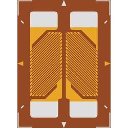 Dehnmessstreifen 1 St. ECF-350-3HA-A-(16)-O-SP (L x B) 9.4mm x 6.7mm