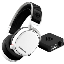 SteelSeries Arctis Pro Wireless White Gaming-Headset