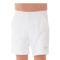 Trigema Tennisshort weiß Herren Sportshorts Shorts