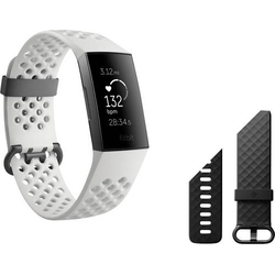 FitBit Charge 3 SE Fitness-Tracker Weiß