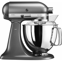 KitchenAid Artisan 5KSM175PS Medallion-Silber