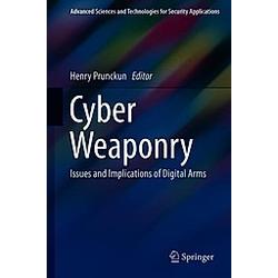 Cyber Weaponry - Buch