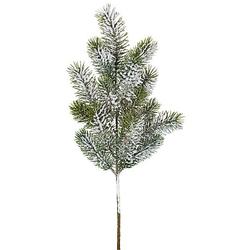 Schnee-Tannenzweig, 49 cm