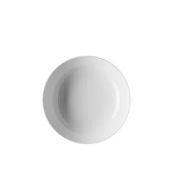 Rosenthal Suppenteller Mesh Weiß Teller 21 cm tief, (1 Stück)