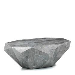 Wohnzimmertisch aus Stein 120 cm breit