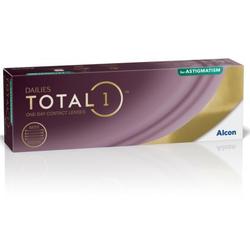 Dailies TOTAL1 for Astigmatism 30er Tageslinsen