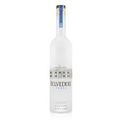 Belvedere Vodka 3,0L mit Licht (40% Vol.)