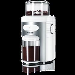 Severin Elektrische Kaffeemühle Weiß