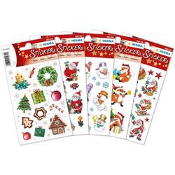Sticker-Set Weihnachtssticker