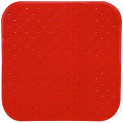 MSV Duscheinlage CLASS PREMIUM, rutschfest, BxH: 54 x 54 cm rot