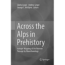Across the Alps in Prehistory - Buch