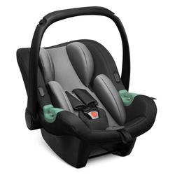 ABC Design Babyschale Tulip - Gravel, 3.95 kg, (1-tlg), Gruppe 0+ Baby Autositz - ab Geburt bis 13 kg