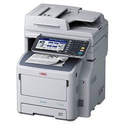 OKI ES 7170dn 3 in 1 Laser-Multifunktionsdrucker grau