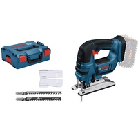 Bosch GST 18 V-LI B Professional ohne Akku + L-Boxx 06015A6101